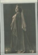 """ARTISTE PORTRAIT Photo  Fr. WITTICH   """"Ortrud""""   Phot. Hahn Nachfl  Dresden 1911   -JAN 2020 Gera 51 - Opéra"""