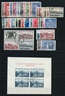 1950 Full Year - Fine Used - Komplette Jahrgänge