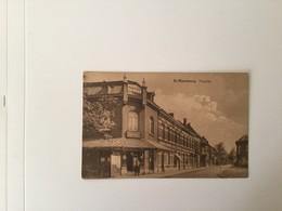 ST MARIABURG  MARIALEI  ( MET WINKEL OF CAFE ) - Brasschaat