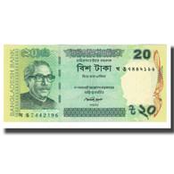 Billet, Bangladesh, 20 Taka, 2014, KM:55a, NEUF - Bangladesh