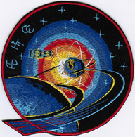 ISS Expedition 63 International Space Station Embroidered Patch - Patches