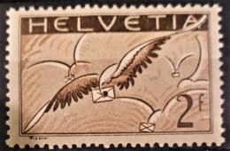 SWITZERLAND 1929/30 - MLH - Sc# C15 - Airmail 2F - Posta Aerea