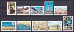 United Arab Emirates - DUBAI - 1970 - ( Definitive - Complete Set ) - MNH (**) - Dubai