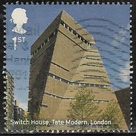 GB 2017 Landmark Buildings 1st Type 10 Good/fine Used [40/32978/ND] - 1952-.... (Elizabeth II)