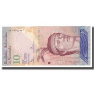 Billet, Venezuela, 10 Bolívares, 2009, 2009-09-03, KM:90a, NEUF - Venezuela