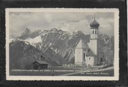 AK 0404  Bartholomäberg Mit Zimba Und Vandanserwand - Verlag Wolf Um 1930-50 - Schruns