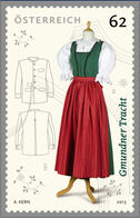 Austria 2013 - Klassische Trachten - Gmundner Tracht Mnh - 1945-.... 2ème République