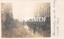 Fotokaart Ruines - Dixmude - Diksmuide ? - Diksmuide
