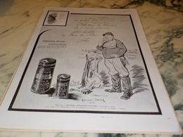 ANCIENNE PUBLICITE LES POILUS ET SAVON A BARBE  GIBBS    1915 - 1914-18