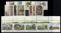 1989, Australien, 1152-56 U.a., ** - Australien