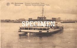 159 Nieuwe Overzetboot Leie - Anvers - Antwerpen - Aartselaar