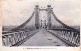 45  - Loiret   - BONNY SUR LOIRE   - Pont Bonny Beaulieu - France