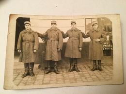 Militaria.militaire .regiment .guerre  Carte Photo - 1914-18