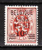 375**  Lion Héraldique Avec Préoblitération - Bonne Valeur - MNH** - COB 80 - Vendu à 10% Du COB!!!! - Unused Stamps