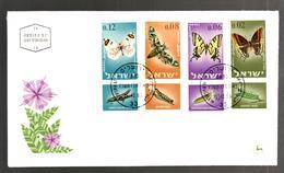 26960 - ISRAEL - Papillons