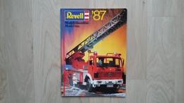 Top Erhaltenes REVELL-Prospekt Von 1987 - Letteratura & DVD