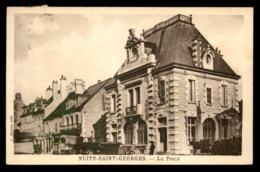 21 - NUITS-SAINT-GEORGES - LA POSTE - Nuits Saint Georges