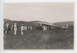 ° AVIATION ° AVION ° ANTSIRABE - MADAGASCAR ° Le 21 Avril 1935 Avion De Transport Postal S.A.C.A. 40.T..... - Aviation