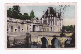 41 Selles Sur Cher N°53 Le Château En 1959 VOIR DOS Flamme - Selles Sur Cher