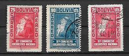 Bolivia, 1939 Y 1949 - Bolivia
