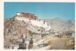 TIBET. Le Potala - Tibet