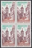 FRANCE N** 1685 Bloc De 4  MNH - Neufs