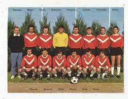 Photographie , Sports ,football,  STADE POITEVIN ,Poitiers ,année 60-70,  190 X 140 Mm ,  Frais Fr 1.55 E - Sports