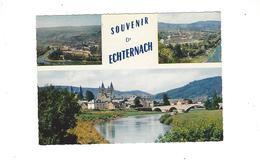 LUXEMBOURG  SOUVENIR D ECHERNACH    MULTIVUES   ****    RARE    A   SAISIR **** - Echternach