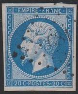 PC  681  CERISY  LA  FORET  ( 48  MANCHE )  SIGNE - 1849-1876: Periodo Clásico