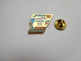 Beau Pin's , Aviron , Coupe De France 92 , Aviron , Bourges , Cher - Aviron