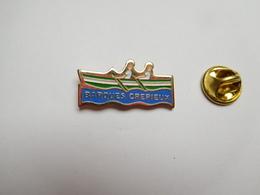 Beau Pin's , Aviron , Barques Crépieux , Ain ?? - Aviron