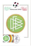 ITALIA 90    1990 MAXIMUM POST CARD (GENN200317) - 1990 – Italië