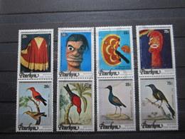 VEND BEAUX TIMBRES DE PENRHYN N° 89 - 96 , XX !!! - Penrhyn