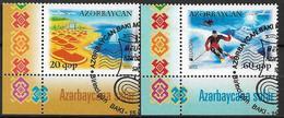 2012 Aserbeidschan  Azerbaidjan Mi. 915-6 A Used  Europa - 2012
