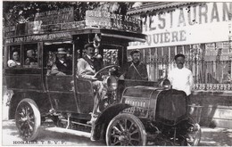 Photo : ANNEYRON - Drome : Société Anonyme D'auto Transport Anneyronnais : Belle Animation Bus - Reproduction Photo - Reproducciones
