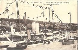Dépt 14 - DEAUVILLE - Vue Vers Les Bassins - (MTIL N° 623) - Deauville