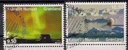 2012 GREENLAND Grönland Gronland Mi. 613-4 Used  Europa - Europa-CEPT