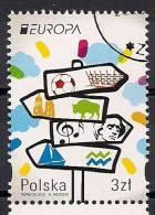 2012  POLAND Polen PolskaMi. 4564 Used  Europa - Europa-CEPT