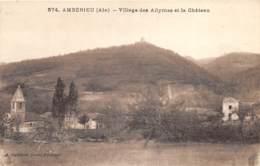 Ambérieu - Village Des Allymes Et Le Château - France