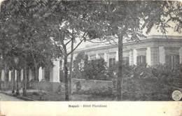 Napoli - Hôtel Floridiana - Napoli