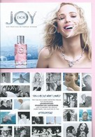 POSTCARD * JOY * V/R - Cartes Parfumées