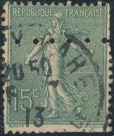 FRANCE - 1903, Mi 108, Perforé - Frankreich
