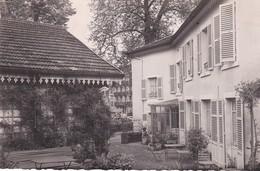 """Cpsm 9x14 . LUXEUIL LES BAINS (70) . Villa """"Les Pâquerettes"""" - Luxeuil Les Bains"""