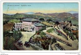 PORTOFINO KULM Riviera Di Levante Automobili Viaggiata Genova - Genova
