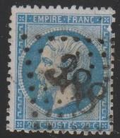 GC  388   BEAUMONT  HAGUES  ( 48  MANCHE ) - Poststempel (Einzelmarken)