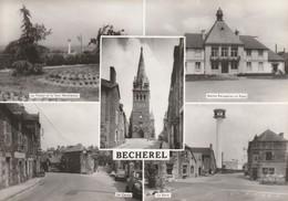BECHEREL (multivues Glacée) - Bécherel