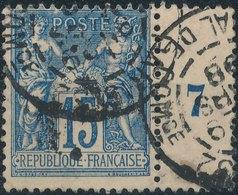 FRANCE - 1877/1900, Mi 76, N/U, Sage - 1876-1898 Sage (Type II)