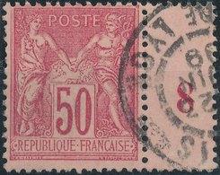 FRANCE - 1877/1900, Mi 83, N/U, Sage - 1876-1898 Sage (Type II)
