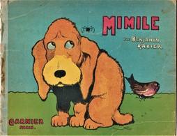 Rare Livre Mimile Par Benjamin Rabier édition De 1942 - Livres, BD, Revues