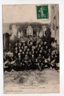 - CPA SAINT-LO (50) - Société De Gymnastique - L'Espérance De Saint-Lo - Juin 1909 (belle Animation) - Photo Lemaréchal - Saint Lo